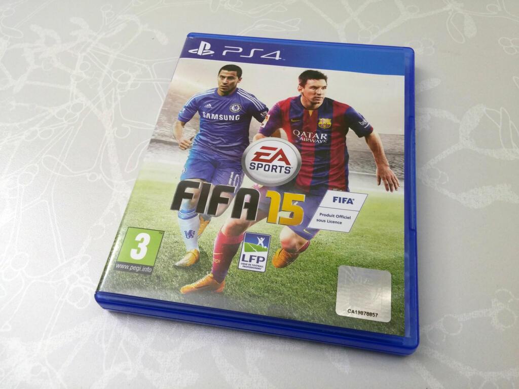 Fifa 15 - PS4 - Acheter vendre sur Référence Gaming