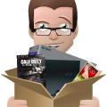 Expédiez les articles que vous échangez à Référence Gaming