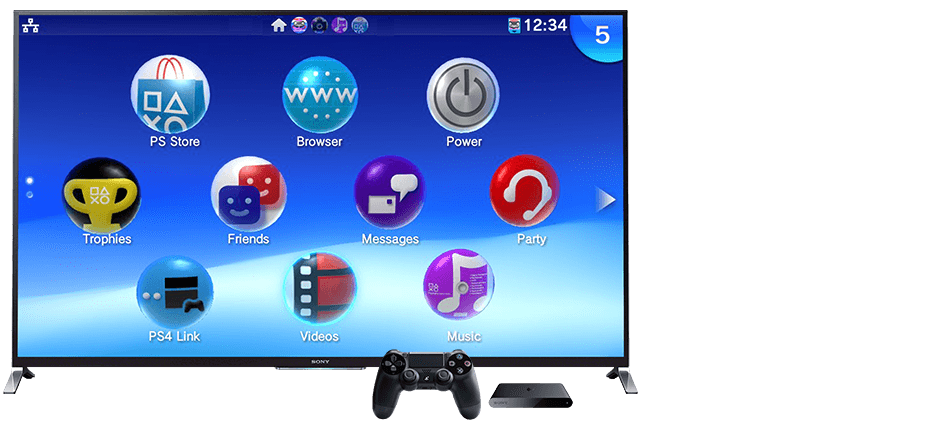 playstation tv 3 jeux ps4 ps vita r f rence gaming. Black Bedroom Furniture Sets. Home Design Ideas