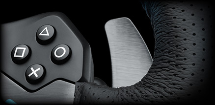 construction de qualité du Volant G29 Logitech Driving Force - PS4 - PS3 - PC