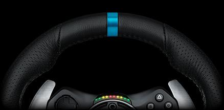 repère d'orientation du Volant G29 Logitech Driving Force - PS4 - PS3 - PC