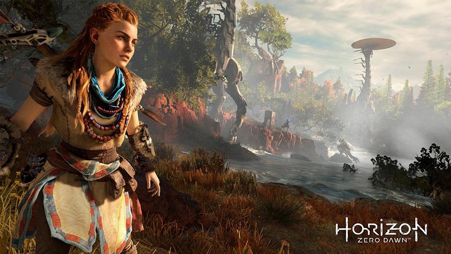 Image du jeu Horizon Zero Dawn sur PS4