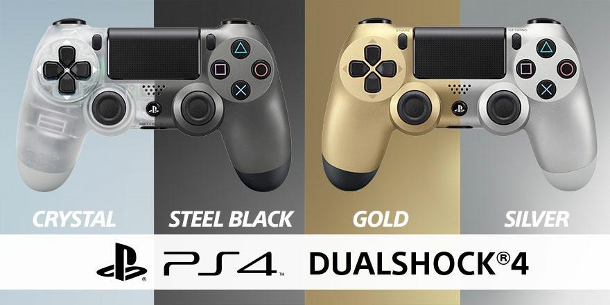 Image de Manette DualShock 4 édition limitée