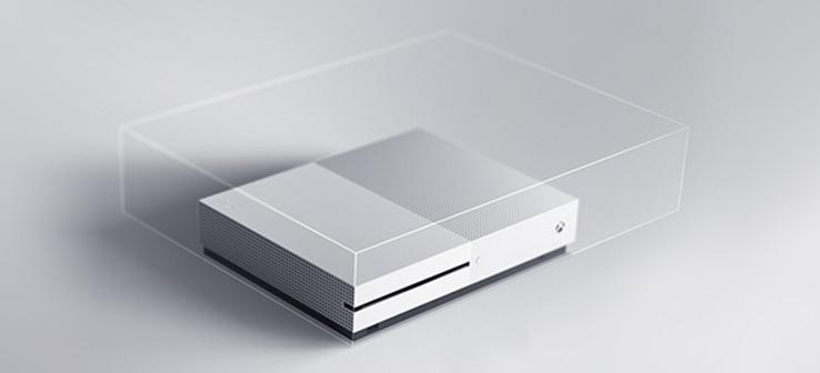 Image Xbox One slim plus petite