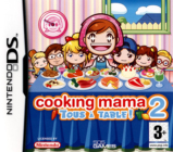 Cooking Mama 2 : Tous À Table - DS