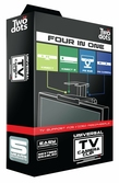 TV Clip 4 en 1 pour camera PS4 - XBOX ONE - PS3 - XBOX 360
