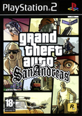 GTA San Andreas - Playstation 2
