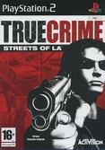 True Crime Streets of L.A. - PlayStation 2