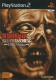 Resident Evil Survivor 2 : Code Veronica - Playstation 2