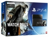 Console PS4 Watch Dogs - 500 Go
