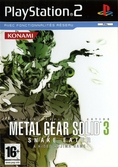 Metal Gear Solid 3 : Snake Eater - PlayStation 2