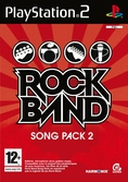 Rock Band Song Pack 2 - PlayStation 2