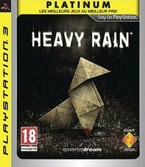 Heavy Rain édition Platinum - PS3