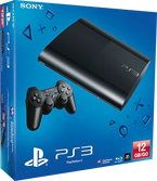Console PS3 Ultra Slim 12 Go