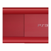 Console PS3 ULTRA SLIM 500 Go rouge