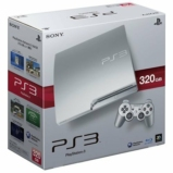 Console PS3 Slim 320 Go argent