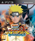 Naruto Shippuden : Ultimate Ninja storm generations - PS3
