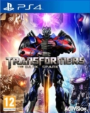 Transformers The Dark Spark - PS4
