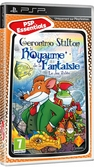 Geronimo Stilton : Le Royaume De La Fantaisie Essentials - PSP