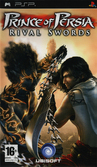 Prince Of Persia Rivals Swords - PSP