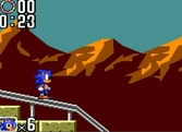 Sonic : The Hedgehog 2 - Game Gear