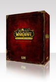 World Of Warcraft : Mists Of Pandaria - édition collector - PC