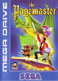The Pagemaster - Megadrive