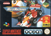 Micro Machines - Super Nintendo