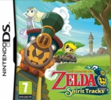 The legend of Zelda Spirit Tracks - DS