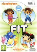 Nikelodeon Fit - WII