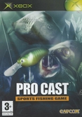 Pro Cast Sports Fishing Game - XBOX