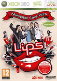 Lips Number One Hits - XBOX 360