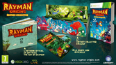 Rayman Origins édition Collector - XBOX 360