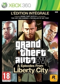 GTA IV Episodes from Liberty City édition intégrale - XBOX 360