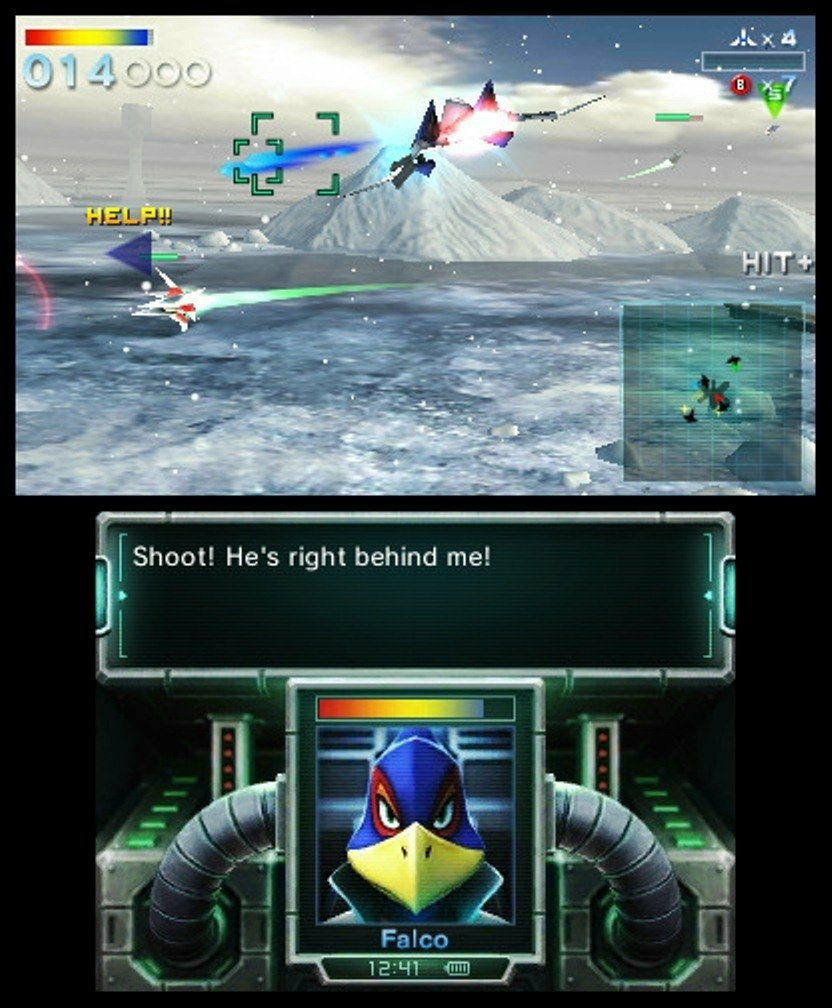 Star Fox 64 3d 3ds Reference Gaming