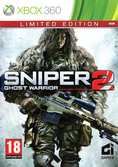 Sniper : Ghost Warrior 2 édition Limitée - XBOX 360