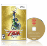 The Legend of Zelda : Skyward Sword - édition collector - WII