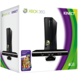 Console XBOX 360 4 Go + Kinect + jeu Kinect Adventures - XBOX 360