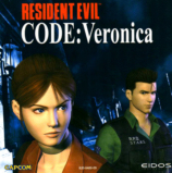 Resident Evil Code Veronica - Dreamcast