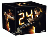 24 h Chrono Saisons 1 à 7 + Redemption édition Collector - 48 DVD