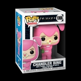 Funko pop! tv: friends - chandler bing (bunny suit)