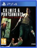 Sherlock Holmes Crimes and Punishments - PS4