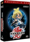 Bakugan Battle Brawlers Saison 2 - DVD