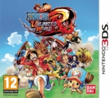 One Piece Unlimited World Red - 3DS