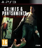 Sherlock Holmes Crimes and Punishments - PS3