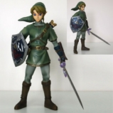 The Legend of Zelda : Figurine Link de 26 cm
