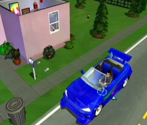 code sims permis sortir playstation 2