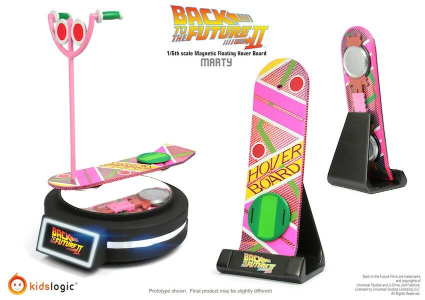 hoverboard volant magn tique retour vers le futur 2 acheter vendre sur r f rence gaming. Black Bedroom Furniture Sets. Home Design Ideas