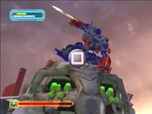 Transformers : La Revanche - WII