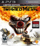 Twisted Metal edition limitée - PS3